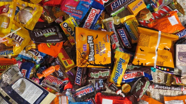 These Are Our Readers  Six Favorite Halloween Candies