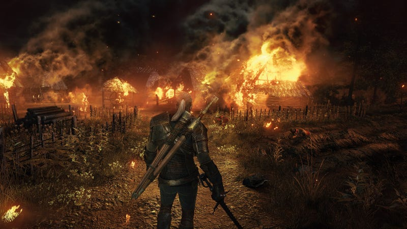 Illustration for article titled The Witcher 3 Delayed Until February, 2015