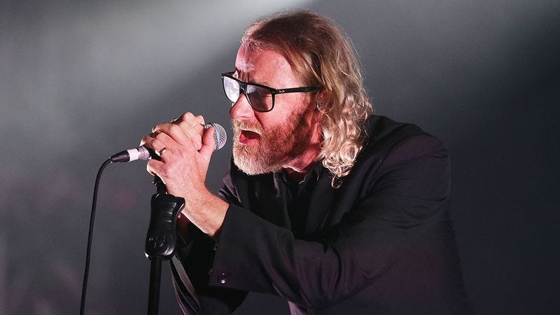 Illustration for article titled Taking A Stand: The National Have Announced They Aren't Going To Play Their Songs Very Good Until HB2 Has Been Repealed