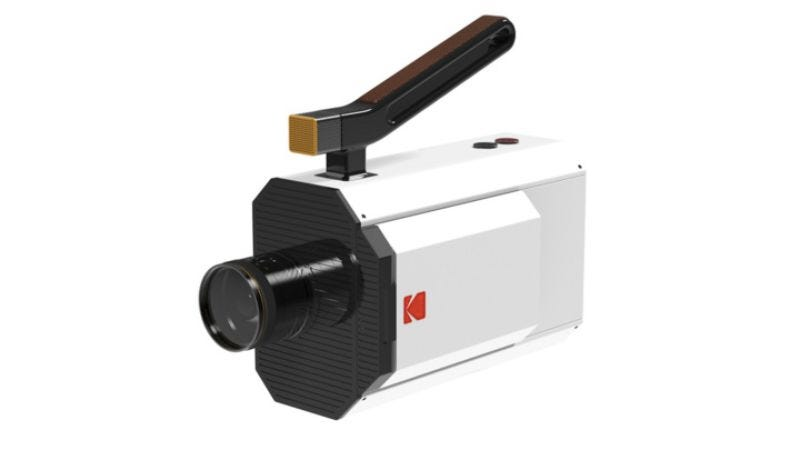 Illustration for article titled Kodak is making a new Super 8 camera