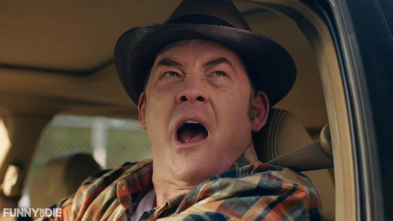 Illustration for article titled David Koechner stars in a chilling tale of a world where everything works like cable