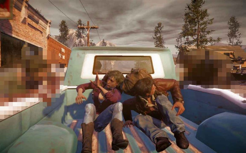 Illustration for article titled State Of Decay Was Secretly Full Of Penises