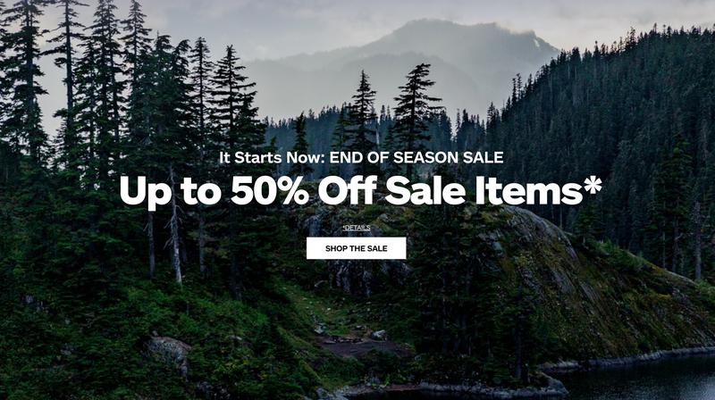 End of Season Sale | Marmot