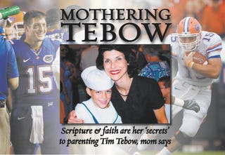 Illustration for article titled Get Ready For Tebow's First And Only Super Bowl Appearance
