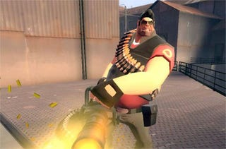 Illustration for article titled Team Fortress 2 Gets Its First Batch Of Player Made Content