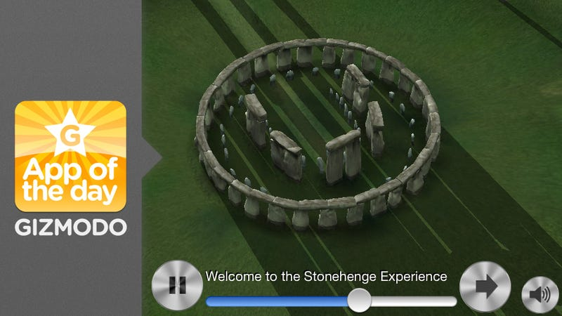 Illustration for article titled Stonehenge Experience: The School of Rock