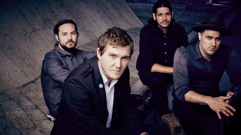 Music Review: The Gaslight Anthem reaches for new sounds—sometimes a little too hard