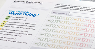 Illustration for article titled Use the Concrete Goals Tracker to Monitor Tangible Work
