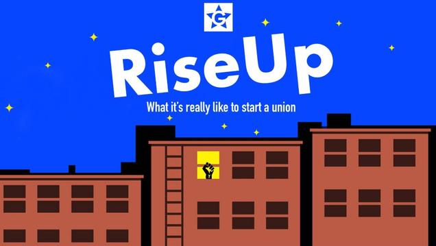 Gimlet Gets a Union
