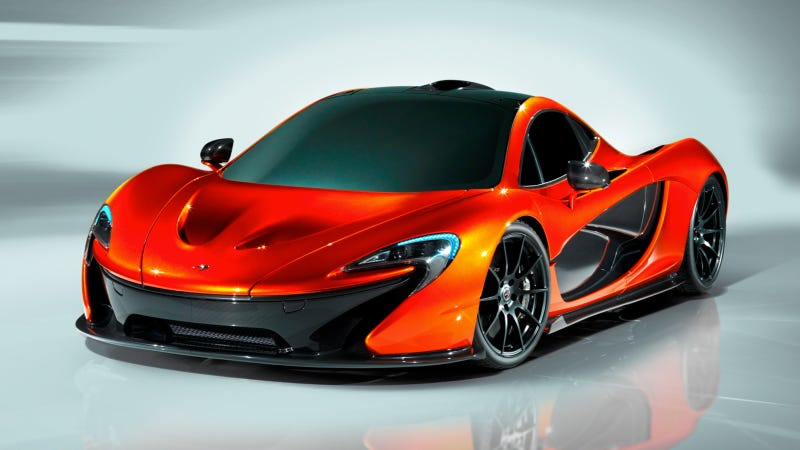 Illustration for article titled McLaren P1: This Is The World's Next Greatest Supercar