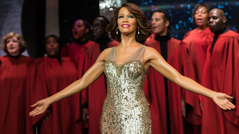 Illustration for article titled Whitney Houston's Wax Figure Arrives Armed and Ready
