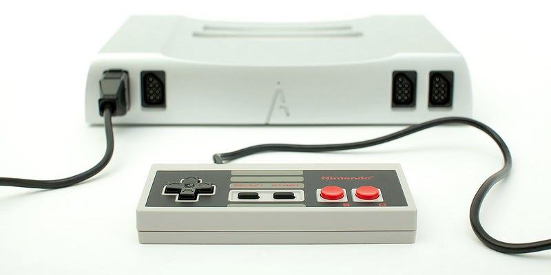Illustration for article titled La consola NES diseñada en aluminio que querrás tener