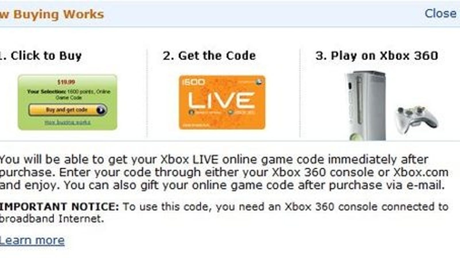 Amazon Selling Xbox 360 Digital Games, Wii, PS3 Incoming?