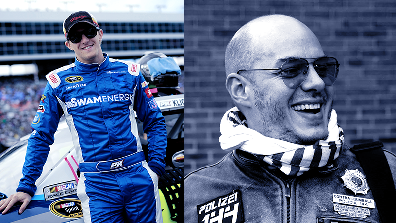 Ask Them Anything: NASCAR racer Parker Kligerman and The Drive Editor-at-Large Alex Roy