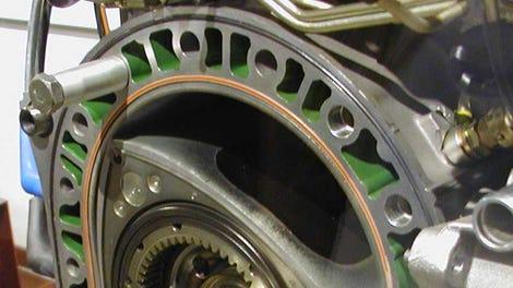 volkswagen built  unique  engine      works