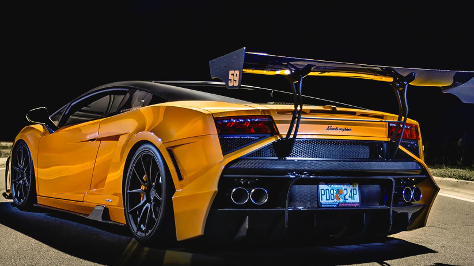 This Lamborghini Gallardo Looks Freaking Amazing Fight Me