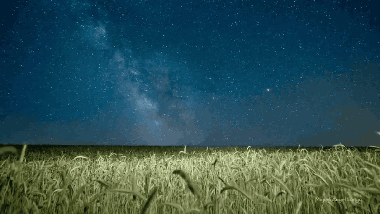 ¿Crees que hacer un timelapse de astronomía es fácil? Este vídeo te hará cambiar de opinión