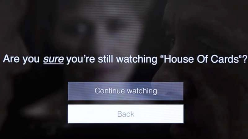 how to clear continue watching on netflix