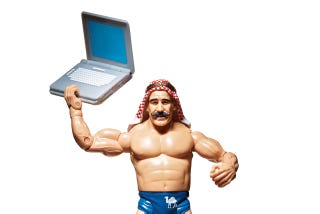 Illustration for article titled The Iron Sheik's Wrestling Rise, Drug-Fueled Fall and Twitter Rebirth