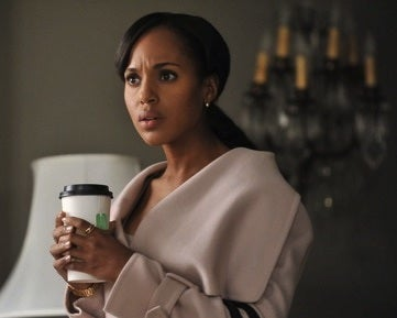 Illustration for article titled Olivia Pope's wine clothes are better than all of my clothes