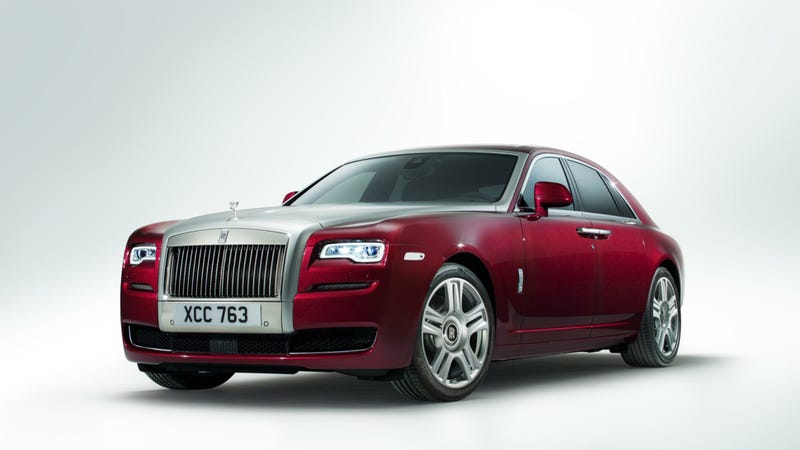 Illustration for article titled The Rolls-Royce Ghost, Updated For Poor Old Venture Capitalists
