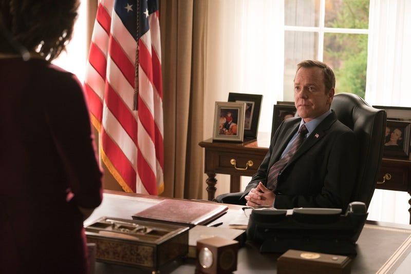 Kiefer Sutherland (Photo: ABC/Ian Watson)