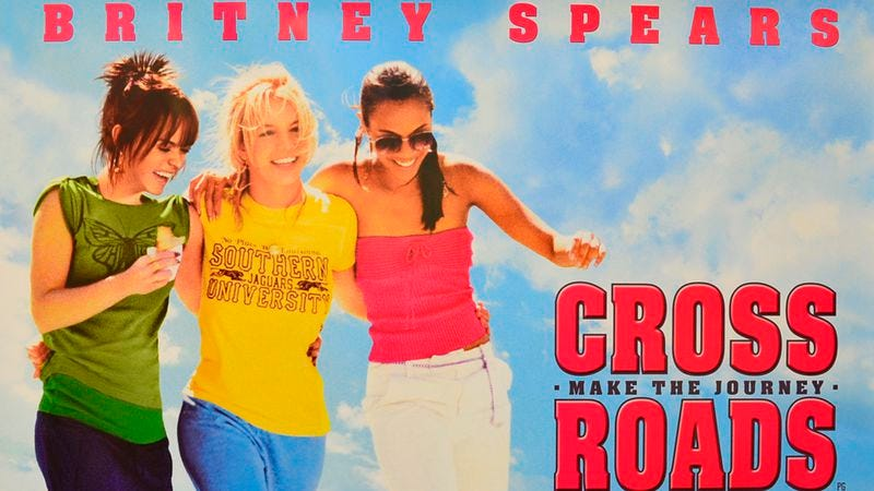 Illustration for article titled Read This: Before ruling TV, Shonda Rhimes wrote a Britney Spears movie