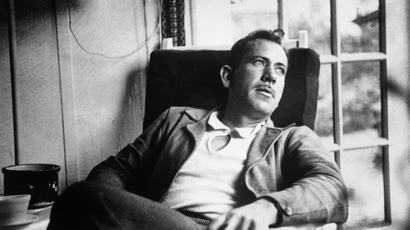 Illustration for article titled According to His Ex-Wife's Memoir, John Steinbeck Was An Awful, Womanizing Asshole