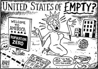Illustration for article titled Editorial Cartoon - August 17, 2009