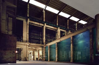 Illustration for article titled Modem Berlin is an Art/Music Space in an Abandoned Cold War Power Plant