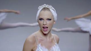 (Screenshot: TaylorSwiftVEVO/YouTube)