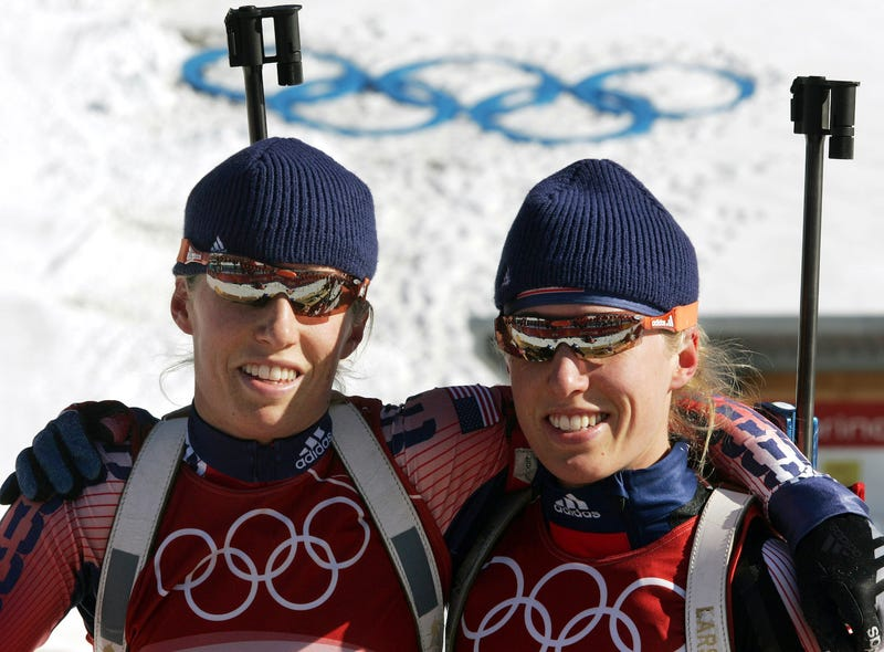 Illustration for article titled U.S. Biathlete Gives Up Olympic Spot To Twin Sister