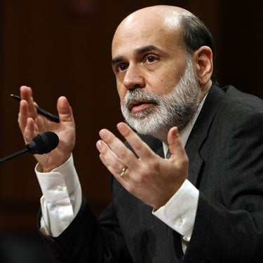 Illustration for article titled Obama to Give Bernanke Another Title Shot
