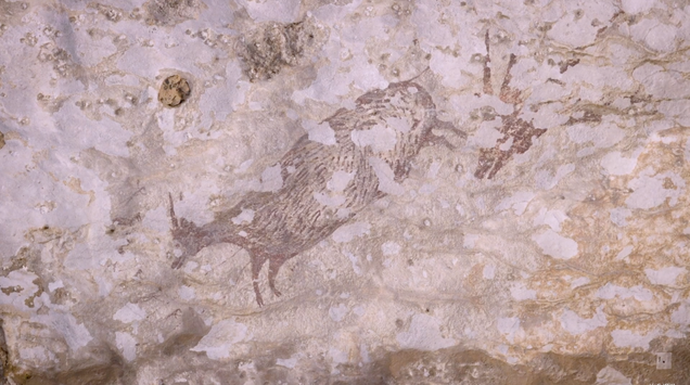 40,000-Year-Old Rock Art Is Being Destroyed Due to Climate Change