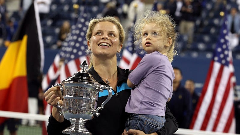Illustration for article titled Kim Clijsters Is Retiring (Again)