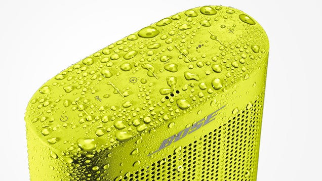 Drown Out the Noise With $30 off a Bose Soundlink Bluetooth Speaker