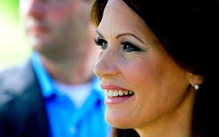 Illustration for article titled Michele Bachmann May Care More About Your Uterus Than Taxes