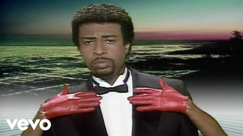 "Dennis Edwards' ""Don't Look Any Further"" video (Motown Records screenshot)"