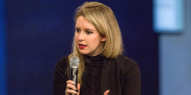 Illustration for article titled Theranos Customer Sues, Claims Bad Blood Test Caused His Heart Attack