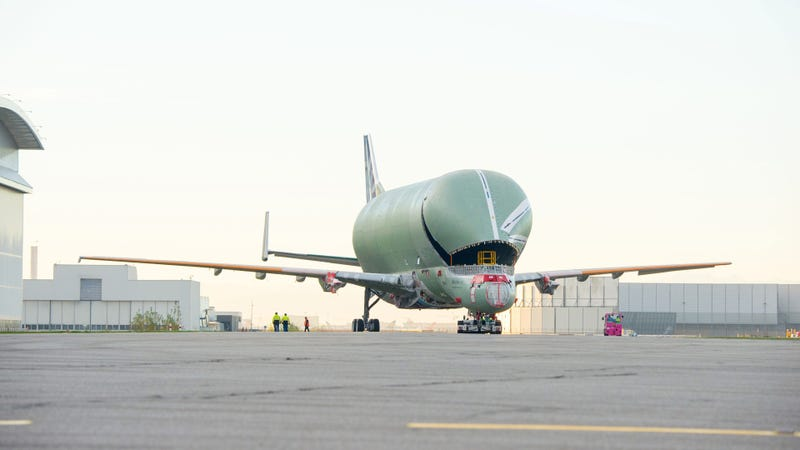 Imágenes: P. Masclet/Airbus