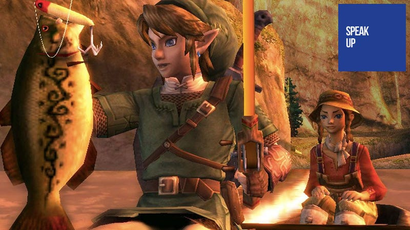 Illustration for article titled How Could Anyone Dislike The Legends of Zelda: Twilight Princess?