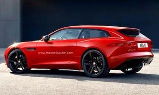 Illustration for article titled Can Jaguar bring back the shooting brake?