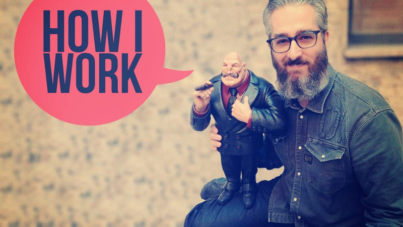 Illustration for article titled I'm Bre Pettis, Co-Founder of MakerBot, and This Is How I Work