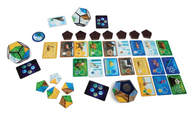 New Board Game Challenges Players to Design a Perfect Planet