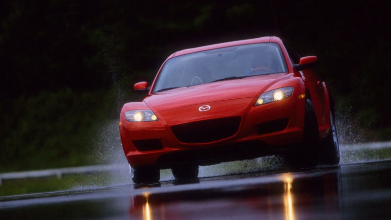 Why the Mazda RX-8's Rotary Isn't as Good as The RX-7's Before It