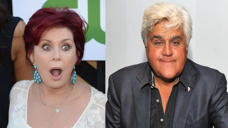 Illustration for article titled Sharon Osbourne Had a 'Fling' with Jay Leno