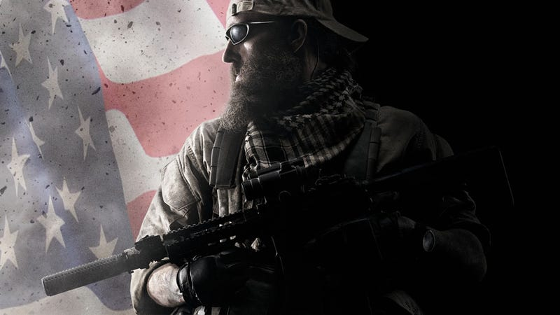 Illustration for article titled EA Mentions Second Medal of Honor Game. Again.