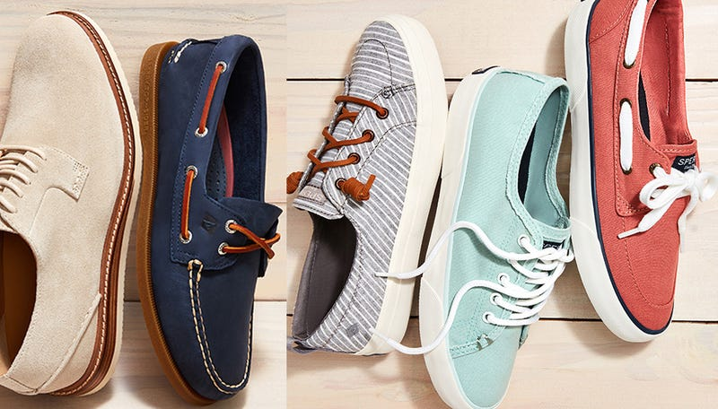 7de17ab6610 There s a Very Good Sperry Sale Happening at Nordstrom Rack