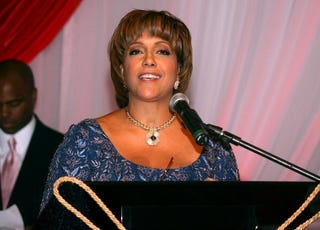 Johnson Publishing Co. Chairman Linda Johnson Rice (Getty Images)