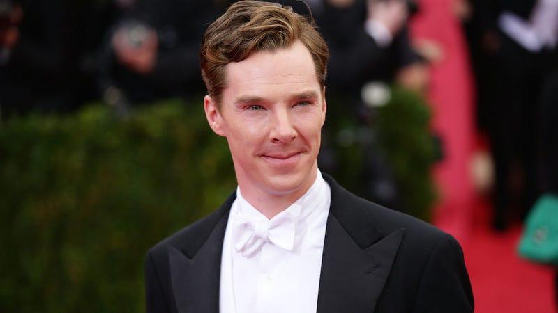 Illustration for article titled Saturday Night Social: Happy Birthday Benedict Cumberbatch